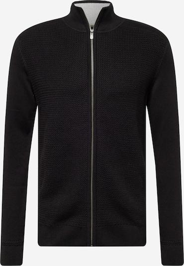 TOM TAILOR Strickjacke in schwarz, Produktansicht
