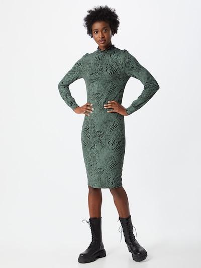 Rochie 'BXULSA' b.young pe oliv / negru, Vizualizare model