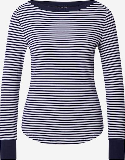 Lauren Ralph Lauren Shirt 'Kulessa' in navy / weiß, Produktansicht