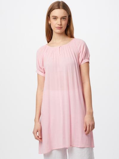Kaffe Kleid 'Amber' in rosa, Modelansicht