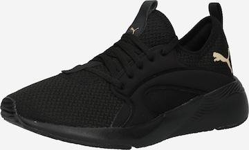 PUMA Running Shoes 'Better Foam Adore Shine' in Black