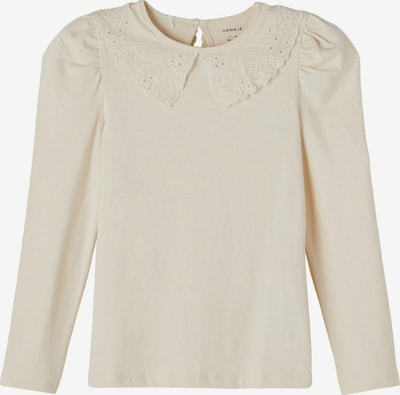 NAME IT Shirt 'Nyman' in de kleur Taupe, Productweergave