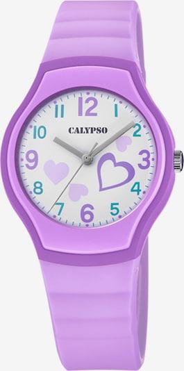 CALYPSO WATCHES Uhr in helllila, Produktansicht