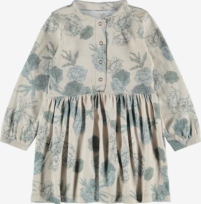 NAME IT Kleid in beige / taubenblau, Produktansicht