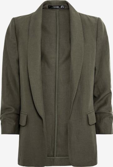 HALLHUBER Blazer in khaki, Produktansicht