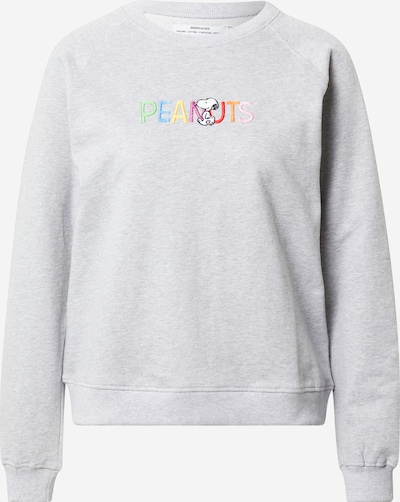 DEDICATED. Sweat-shirt en gris chiné / mélange de couleurs, Vue avec produit