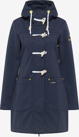 Schmuddelwedda Performance Jacket in Blue