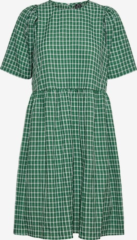 VERO MODA Shirt Dress 'Ada' in Green