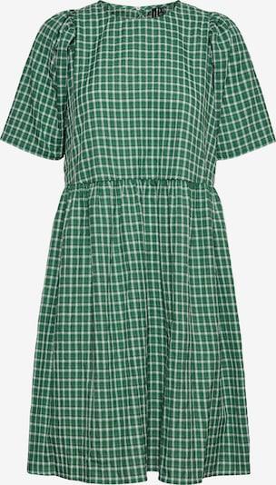 VERO MODA Kleid 'Ada' in grün / dunkelgrün / offwhite, Produktansicht
