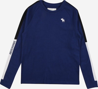 Abercrombie & Fitch Shirt in navy / night blue / white, Item view