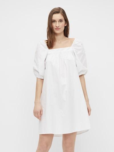 fehér OBJECT Nyári ruhák 'Jasia', Modell nézet