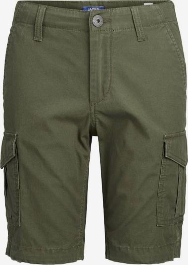 Pantaloni Jack & Jones Junior di colore verde, Visualizzazione prodotti