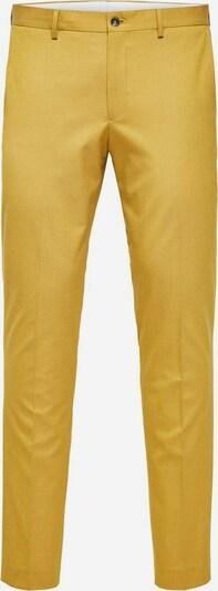 SELECTED HOMME Broek in de kleur Curry, Productweergave