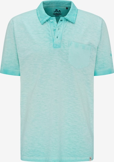 PIONEER Polo-Shirt in mint, Produktansicht
