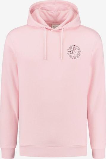 Shiwi Sweatshirt in hellpink / bordeaux, Produktansicht