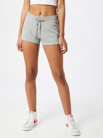 CONVERSE Trousers 'CHEVRON' in grey, View model