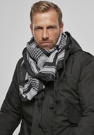 Brandit Sjaal ' Shemag Scarf ' in de kleur Zwart, Productweergave