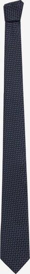 MANGO MAN Krawatte 'Lines' in navy / weiß, Produktansicht