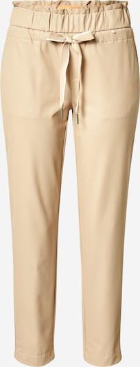 Klostuotos kelnės 'Bonny' iš STREET ONE , spalva - smėlio, Prekių apžvalga