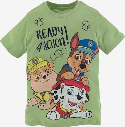 PAW Patrol T-Shirt in limette / mischfarben, Produktansicht