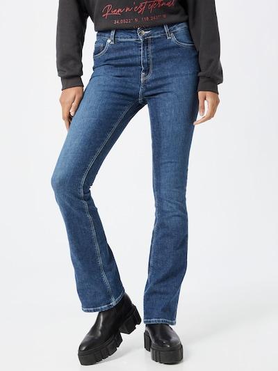 Džinsai 'Hazen' iš MUD Jeans , spalva - tamsiai (džinso) mėlyna, Modelio vaizdas