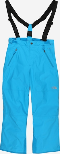THE NORTH FACE Outdoor trousers 'SNOWQUEST SUSPENDER' in Light blue, Item view