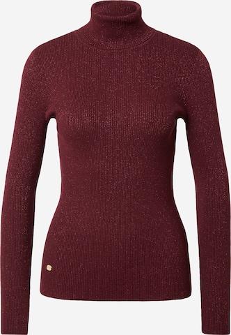 Pullover 'AMANDA' di Lauren Ralph Lauren in rosso
