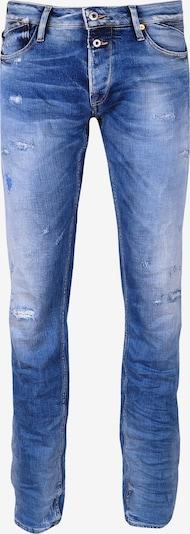 Le Temps Des Cerises Jeanshose '700/11' in blau, Produktansicht