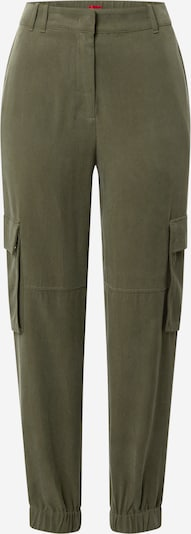 Pantaloni cargo 'Hisaka' HUGO di colore cachi, Visualizzazione prodotti
