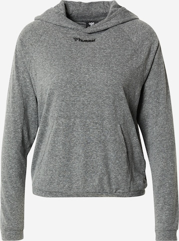 Hummel Athletic Sweatshirt in Grey