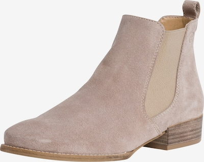 TAMARIS Chelsea boots in beige, Item view
