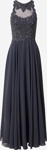 mascaraVečernja haljina - siva boja