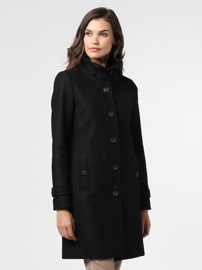 Marie Lund Übergangsjacke in schwarz, Modelansicht