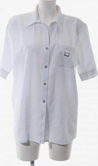 Kingfield Kurzarm-Bluse in XXXL in weiß, Produktansicht