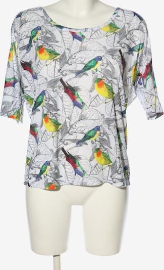 Smash! T-Shirt in L in pastellgelb / hellgrau / weiß, Produktansicht