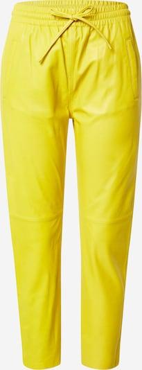 OAKWOOD Hose 'Gift' in gelb, Produktansicht