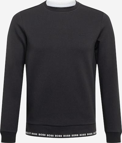 BOSS ATHLEISURE Sweatshirt 'Salbo' in Black, Item view