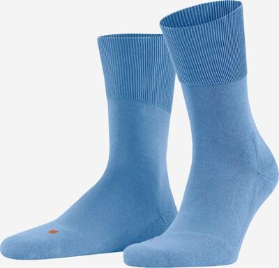 FALKE Chaussettes de sport en bleu clair, Vue avec produit