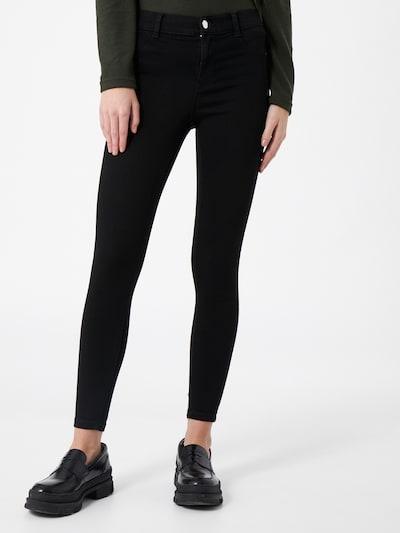 Dorothy Perkins Jeans 'Frankie Jean' in de kleur Zwart, Modelweergave