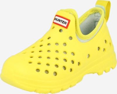 HUNTER Low shoe in Yellow, Item view