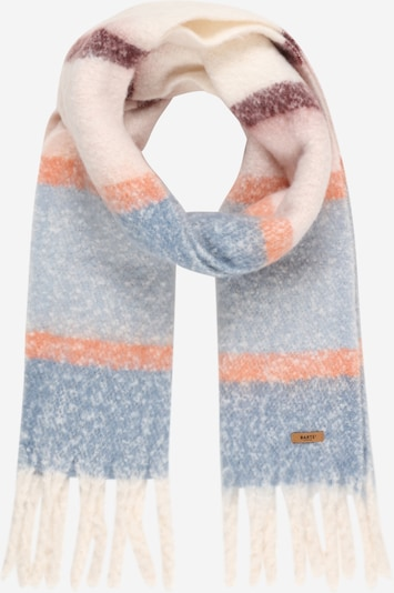 Barts Scarf 'Fridan' in Beige / Smoke blue / Mixed colours, Item view