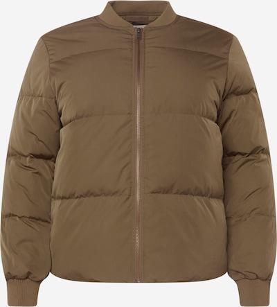 Selected Femme Curve Zimná bunda 'Dany' - kaki, Produkt