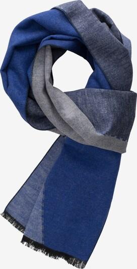 ETERNA Schal in blau / grau, Produktansicht