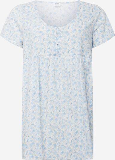 Cotton On Curve Ljetna haljina u svijetloplava / prljavo roza / bijela, Pregled proizvoda