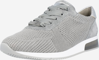 ARA Sneaker in greige / stone / silber, Produktansicht