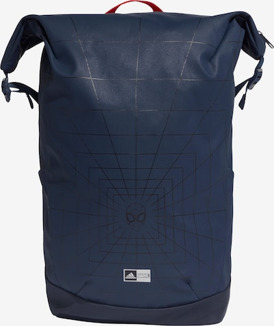 ADIDAS PERFORMANCE Rucksack 'Marvel Spider-Man' in navy / rot, Produktansicht