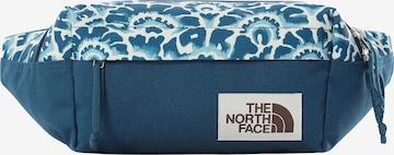 Borsetă 'LUMBAR PACK' de la THE NORTH FACE pe albastru