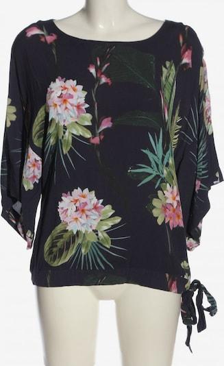 Phase Eight Kurzarm-Bluse in L in khaki / pink / schwarz, Produktansicht