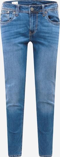 Pepe Jeans Jean 'HATCH' en bleu denim, Vue avec produit