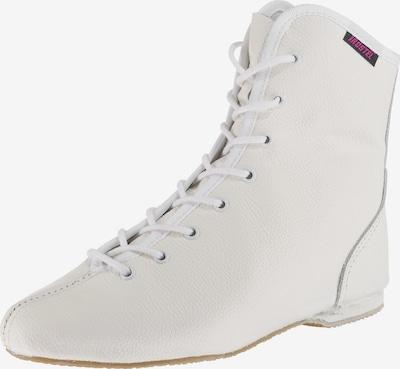 TROSTEL Tanzschuh in weiß: Frontalansicht